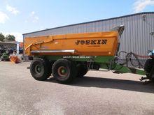 2010 JOSKIN KTP 22/50 tractor t