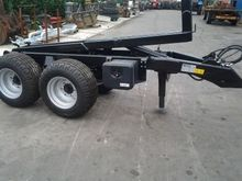 2014 Kenco MH7 chassis trailer
