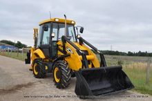 2011 JCB 2CX STREETMASTER backh