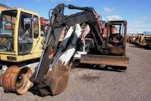 VOLVO ECR 88 mini digger for pa