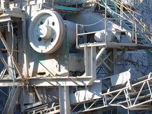 Morgårdshammar ARA120 crushing