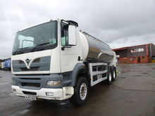 Used FODEN ALPHA X42
