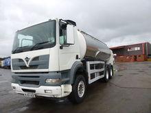 FODEN ALPHA X420 tank truck by