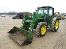 1999 JOHN DEERE 6410 wheel trac