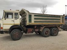 1982 IVECO 330.35 dump truck