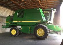 2010 JOHN DEERE W 650 combine-h