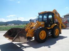 2007 JCB 4CX backhoe loader