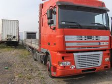 Used DAF 95.430 flat