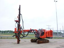 2012 SANDVIK DX 680 drilling ri