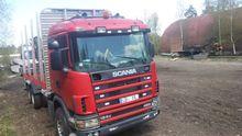 Used 2002 SCANIA 420