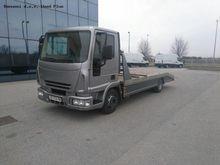 2006 IVECO EUROCARGO car transp