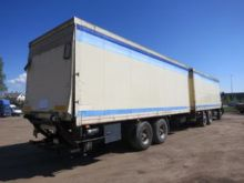 1995 SPERMANN ZA18 refrigerated