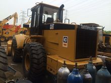 2012 CATERPILLAR 950H wheel loa