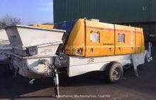 2012 PUTZMEISTER BSA 2107 HPE -
