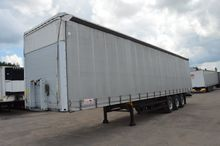 2007 SCHMITZ S01 curtain side s
