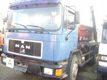 1991 MAN 18.232 container chass