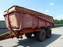 Used Przyczepa rolni