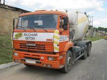 2007 KAMAZ 6520 Tigarbo 9 m3 co
