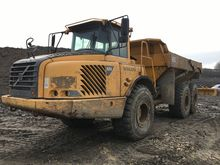 Used 2006 VOLVO A25D