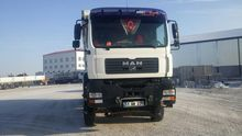 2011 MAN TGS 41.480 dump truck