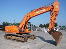 2009 DOOSAN DX 225 LC tracked e