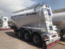 2017 NURSAN flour transport tan