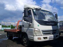 2012 FOTON OLLIN tow truck