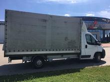 2012 PEUGEOT Boxer tilt truck