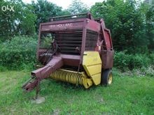 Used HOLLAND 861 rou
