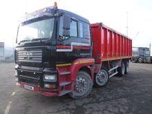 Used 2008 MAN TGA 32