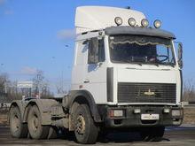 2011 MAZ 6422 tractor unit