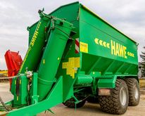 2012 HAWE ULW 2500T grain truck
