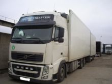2011 VOLVO FH 62R refrigerated