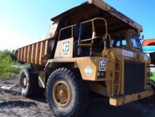 CATERPILLAR 769C haul truck
