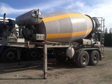 2001 DIV Prestel concrete mixer