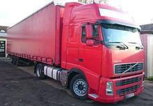 2008 VOLVO tractor unit + tilt
