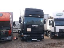 1999 SCANIA R114 tractor unit