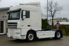 2009 DAF XF 105 510 Manual/Reta