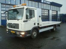 2008 MAN TGL 8.180 BB tow truck