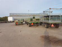PLATTE wagen tractor trailer