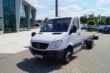 2011 MERCEDES-BENZ SPRINTER 516