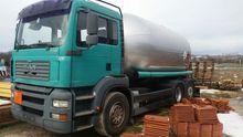 2004 MAN 26.390 gas truck
