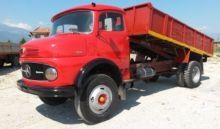1970 MERCEDES-BENZ 322(1113) du