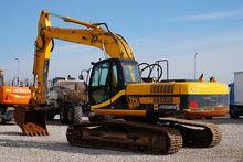 2007 JCB JS 260NC tracked excav