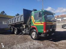 1992 VOLVO 340 dump truck