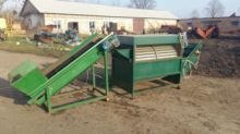 Used VISSER vegetabl