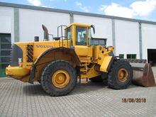 2003 VOLVO L180E wheel loader