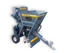 2017 M12gr plastering machine