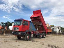 1998 MAN 27.403 dump truck