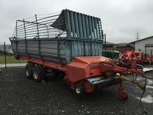 MENGELE self-loading wagon